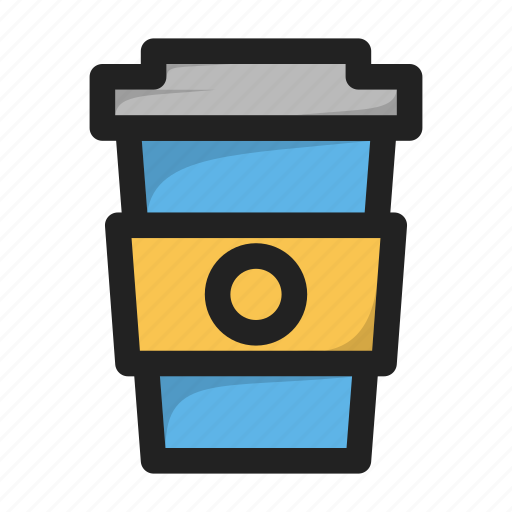 coffee, coffee cup, cup, drink icon