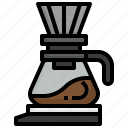 dripper, coffee, machine, tools, espresso
