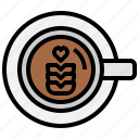 latte, art, coffee, machine, tools, espresso