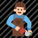 barista, coffee, jobs, server, shop