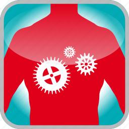 body, cogs, in, technical, the, tool, work icon
