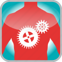body, cogs, in, industry, the, tools, work icon