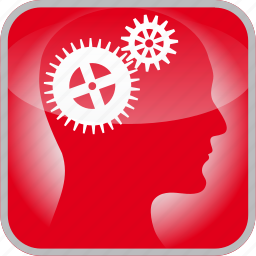 brain, cogs, gear, in, industry, the, tool icon