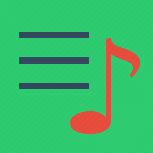 album, music, playlist, song icon