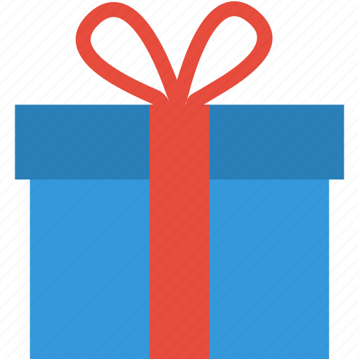 Party, birthday, present, gift, celebrate icon