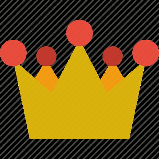 crown, diadem, king icon