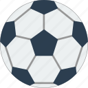ball, sport, football icon