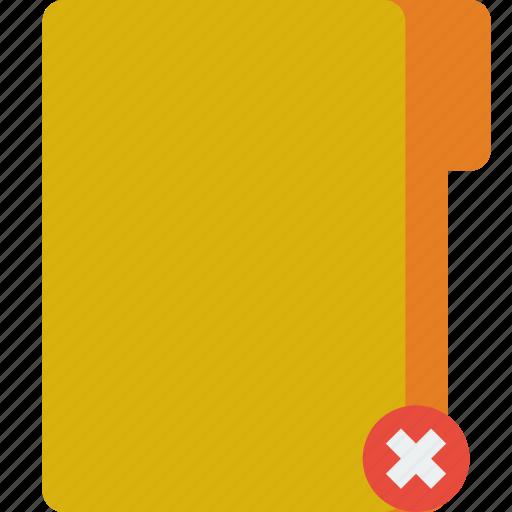 collection, delete, editor, folder icon