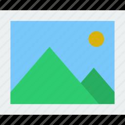 editor, image, photo, picture icon