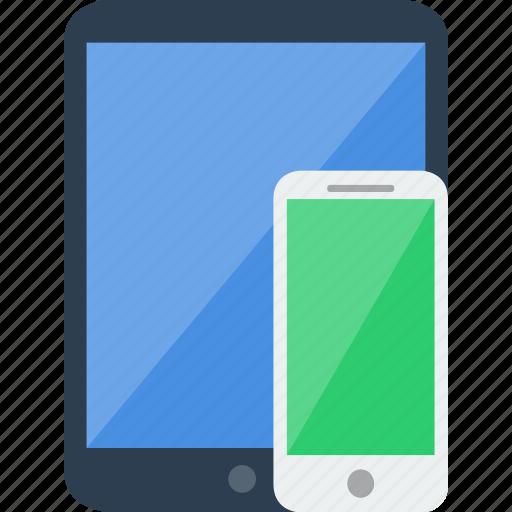 cellphone, devices, handphone, ipad, iphone, phone, smartphone, tablet, white icon