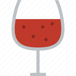 cocktail, drink, glass, outing, watermelon, wine icon