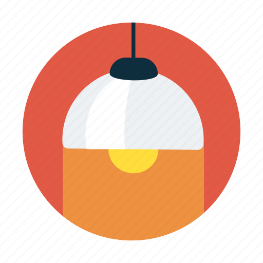 bulb, idea, illuminated, lamp, light, lightbulb icon