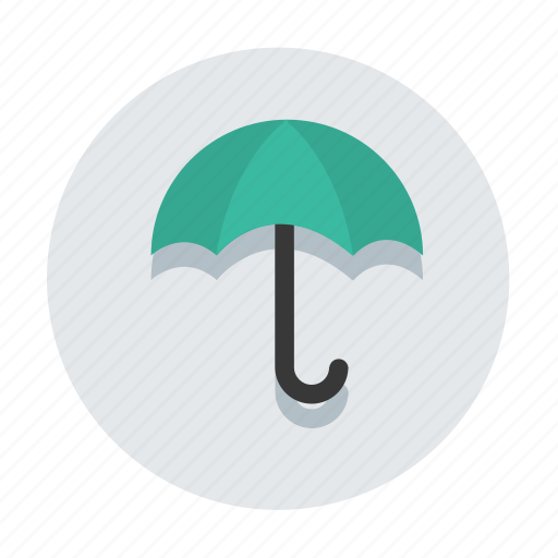 fashion, rain, season, umbrella icon