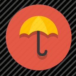 fashion, rain, season, umbrella icon