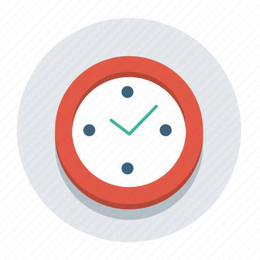 timer, watch icon