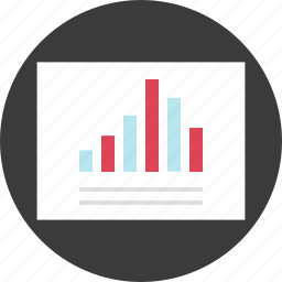 analytics, bars, business, chart, diagram, money, results icon