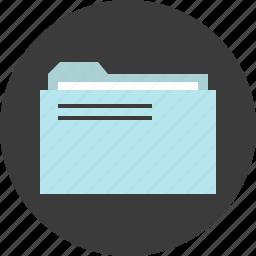 data, document, documents, file, files, folder, storage icon