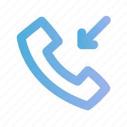 call, communication, incoming, phone, talk, telephone icon