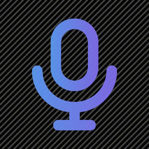mic, micro, rec, record, recorder, recording icon