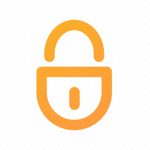 lock, privacy, safe, safety, security icon