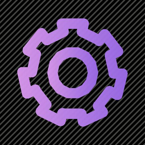 config, control, set, setting, system, tool, wheel icon