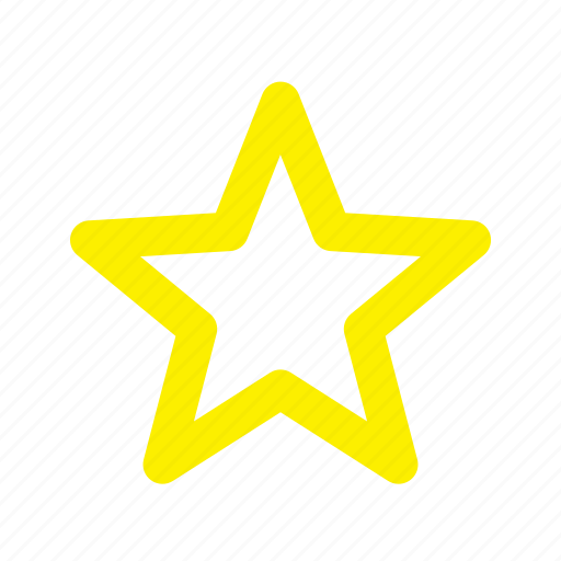 favorite, like, medal, rate, rating, star icon