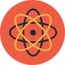 atom, college, education, school, study, university icon