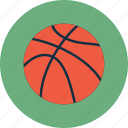 ball, basket, college, education, trainning, university icon