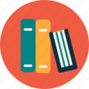 book, college, library, school, study, university icon