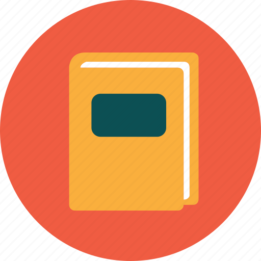 Book, college, school, university, writ icon - Download on Iconfinder