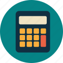 calculator, college, education, school, study, university icon
