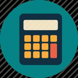 calculator, college, education, school, study, university icon