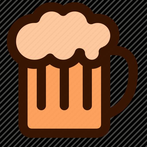 beer, beverage, drink, food, friday, liqueur icon