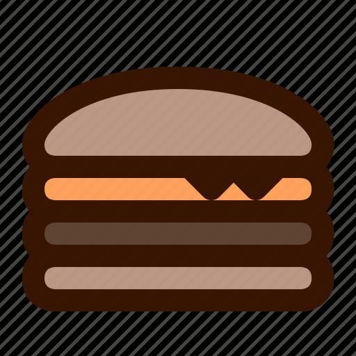 burguer, food icon