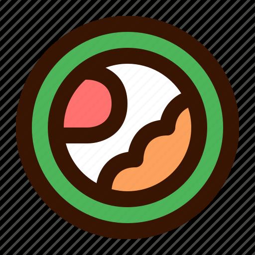 food, sushi icon