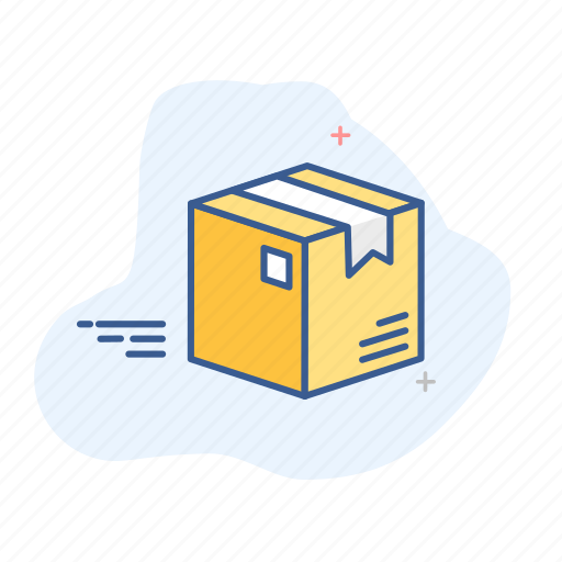 box, delivery, ecommerce, package, shipping, shopping, transport icon