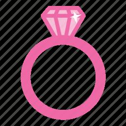 celebrate, ceremony, engage, family, relationship, ring, wedding icon