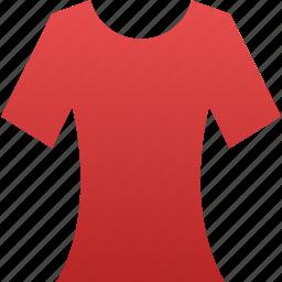 clothes, clothing, female, lady, sexy, shirt, t-shirt, tshirt, wear, woman icon