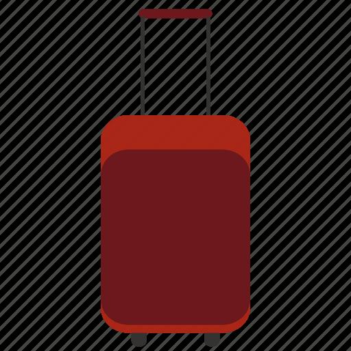 bag, luggage, suitcase, transport, travel icon