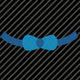 bow, necktie, tie icon