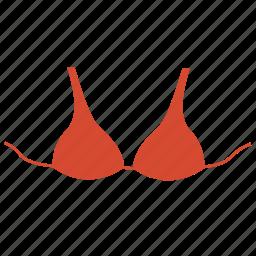 bra, brassiere, ladies, undergarment icon