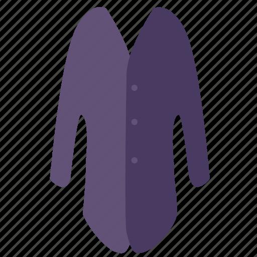 coat, jacket icon