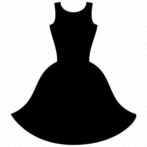 clothes, dress, party icon