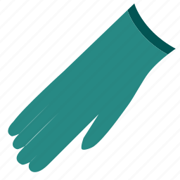 gloves, hand icon