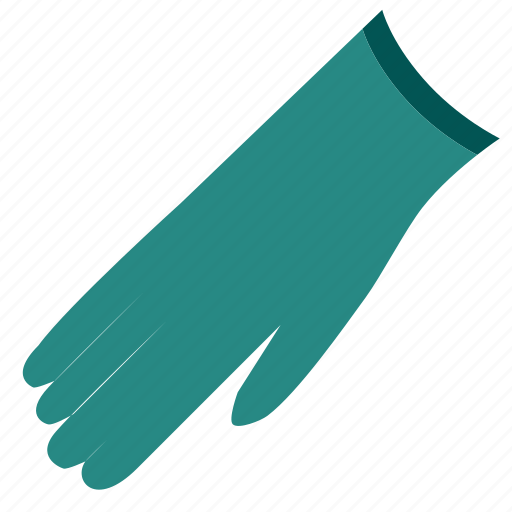 gloves, hand icon