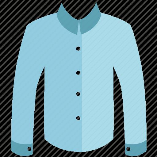 clothing, shirt icon