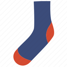 footwear, sock, socks icon
