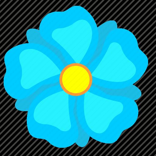 Blue, bud, flower, nature icon - Download on Iconfinder