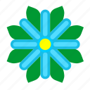 bud, flower, nature, plant icon