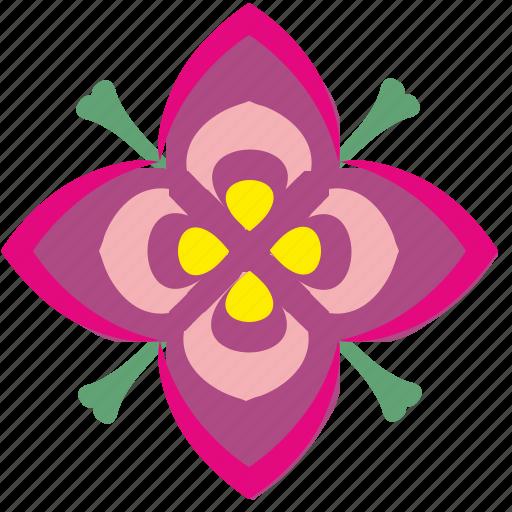 asian, bud, flower, ornament, thai icon